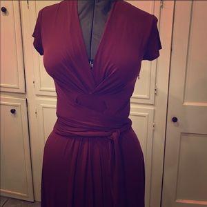 Michael Kors Faux Wrap Dress NWT